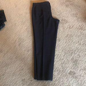 JCrew Marston Pant Navy Wool